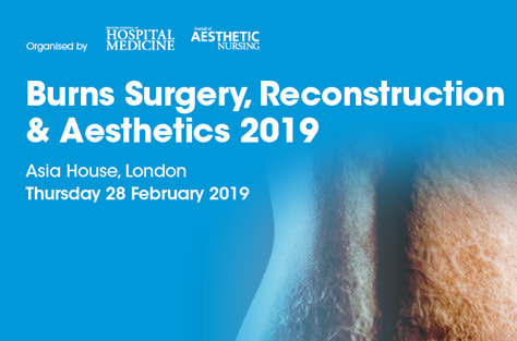 Burns Surgery, Reconstruction and Aesthetics 2019